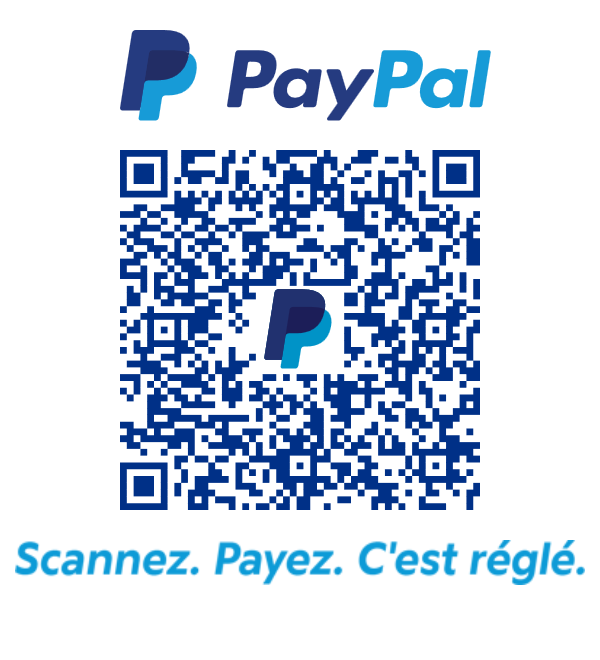 Qrcode 2 code paypal